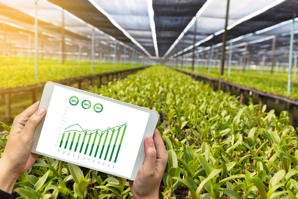 Agri-tech start-ups will boost agricultural growth as sector embraces latest tech