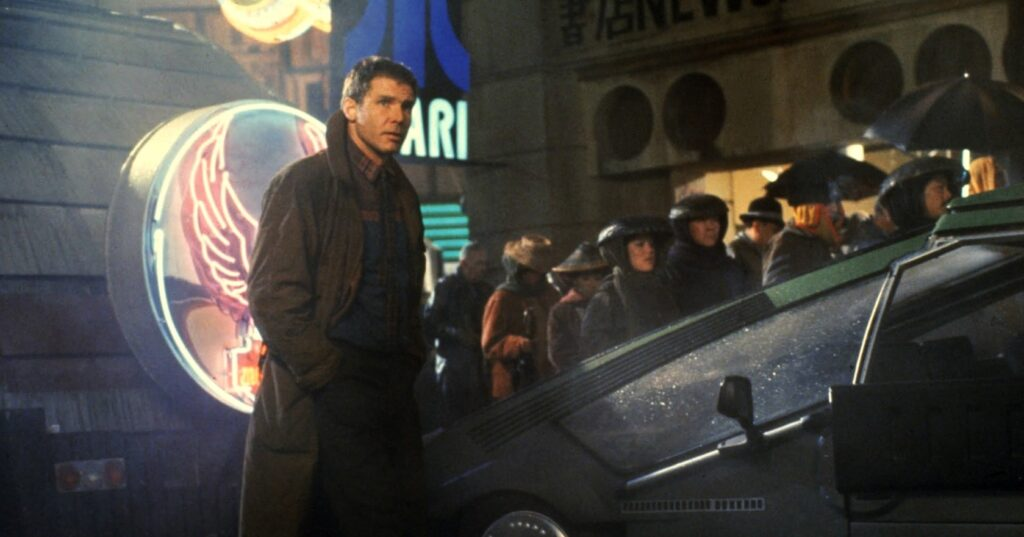 Blade Runner 2019: How close are we to the film's vision of the future?