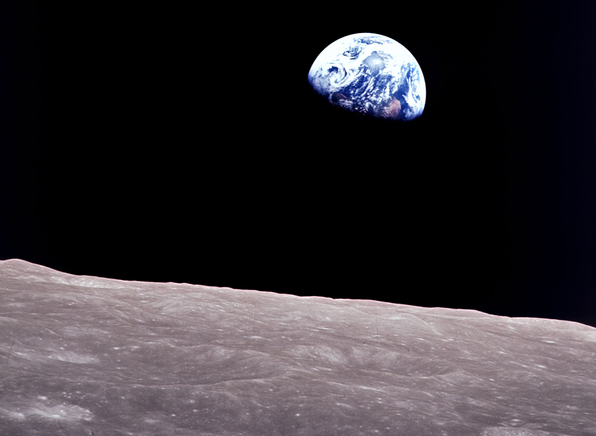 Earthrise at 50: What will be the next image to change the world?