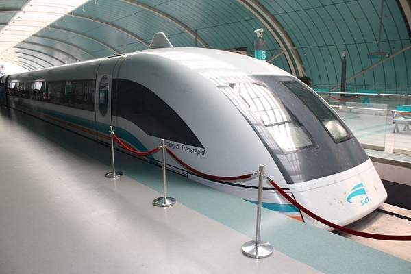 Ten of the fastest trains in the world
