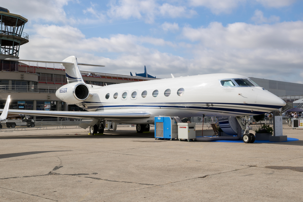 Gulfstream G650ER cuts one hour 45 minutes off United States-Middle East flight duration