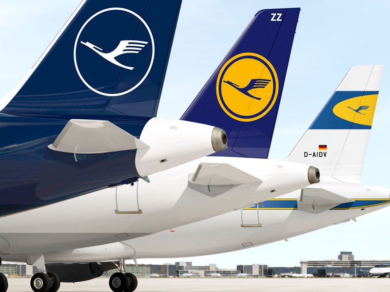 world's biggest airlines. Credit: Lufthansa