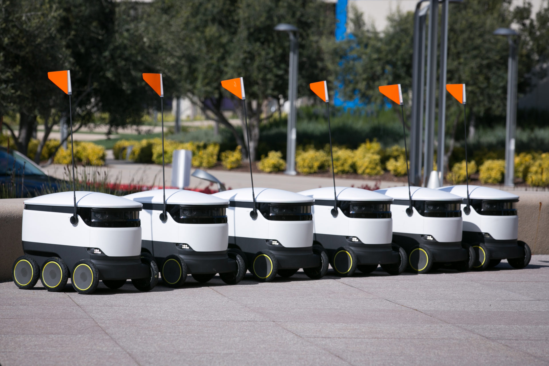 Starship Technologies announces $40m Series A funding for robot delivery expansion