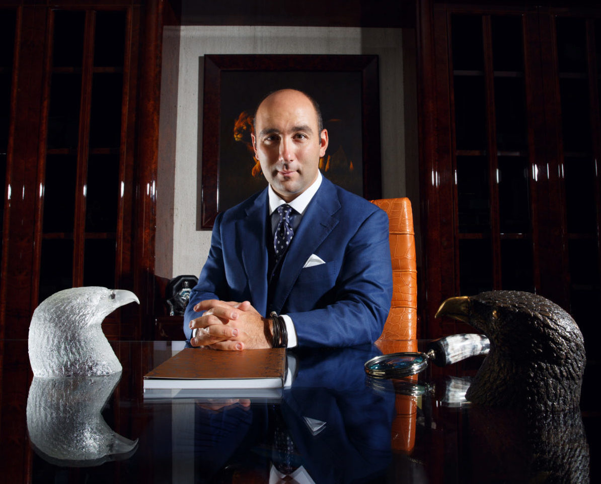 Targeting the top 1% with luxury lifestyle brand Stefano Ricci