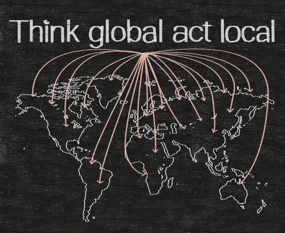 IT service providers go local