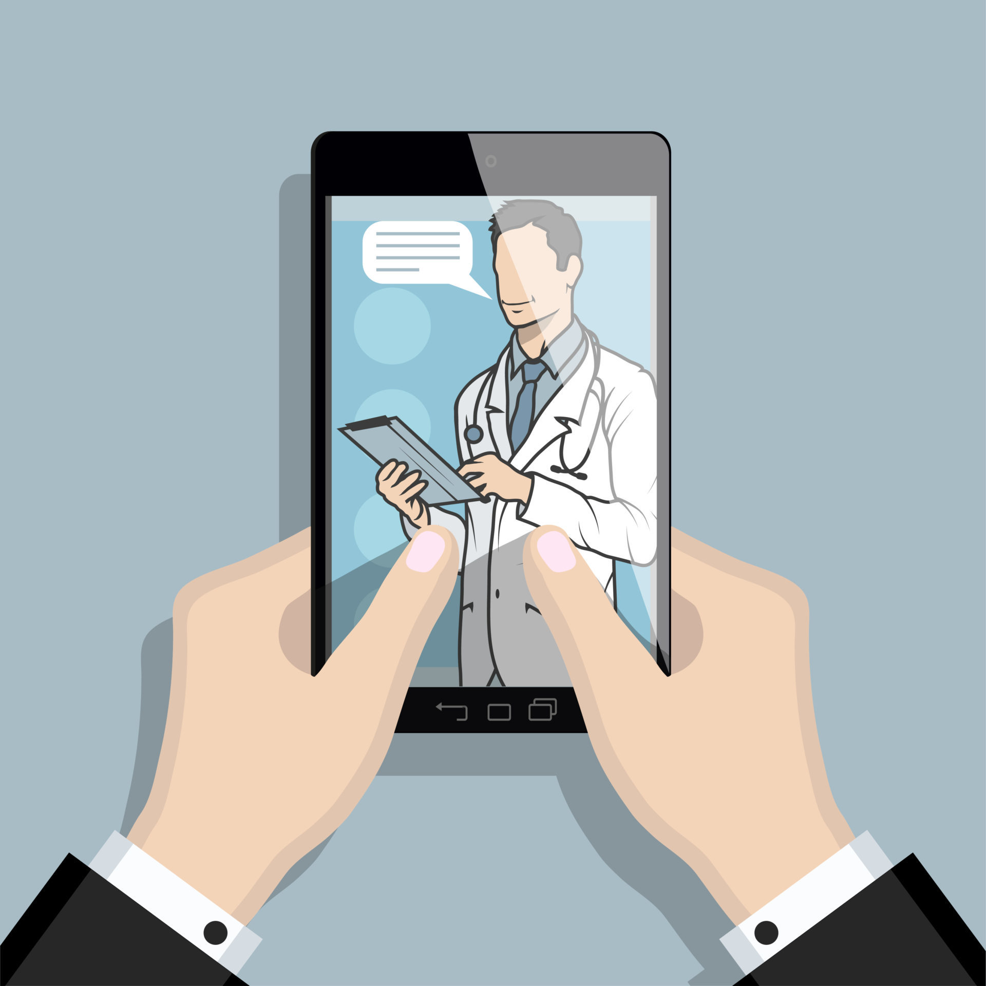 Majority of patients in favour of virtual doctors' visits, study finds