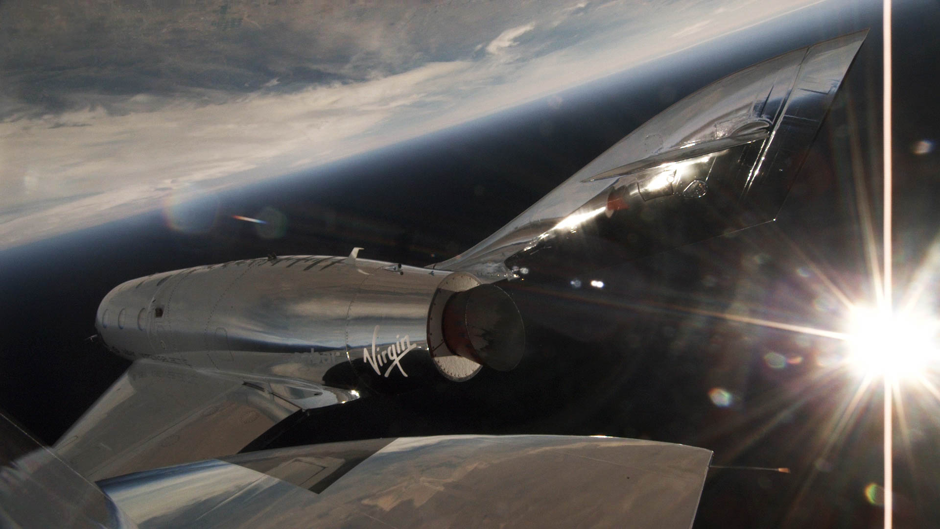 Under Armour takes sportswear into space with Virgin Galactic partnership