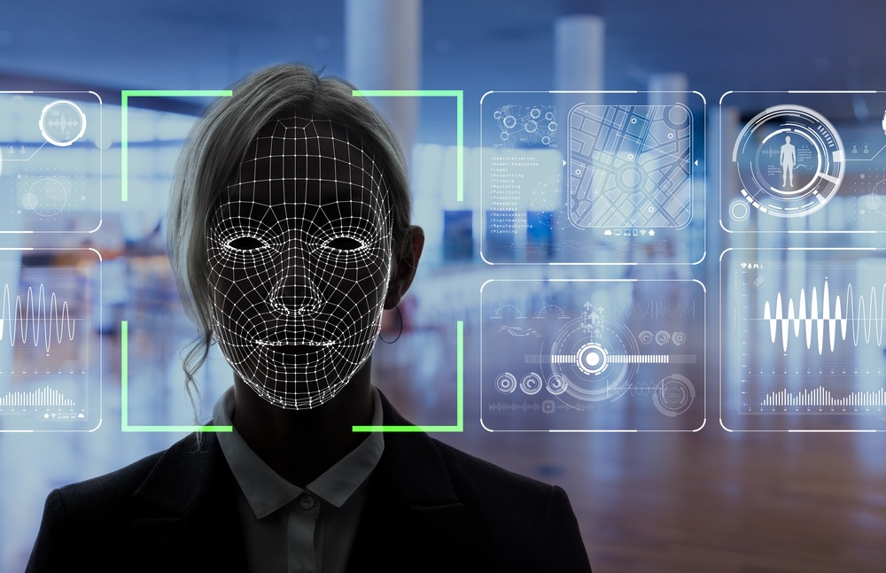 Facial recognition tech