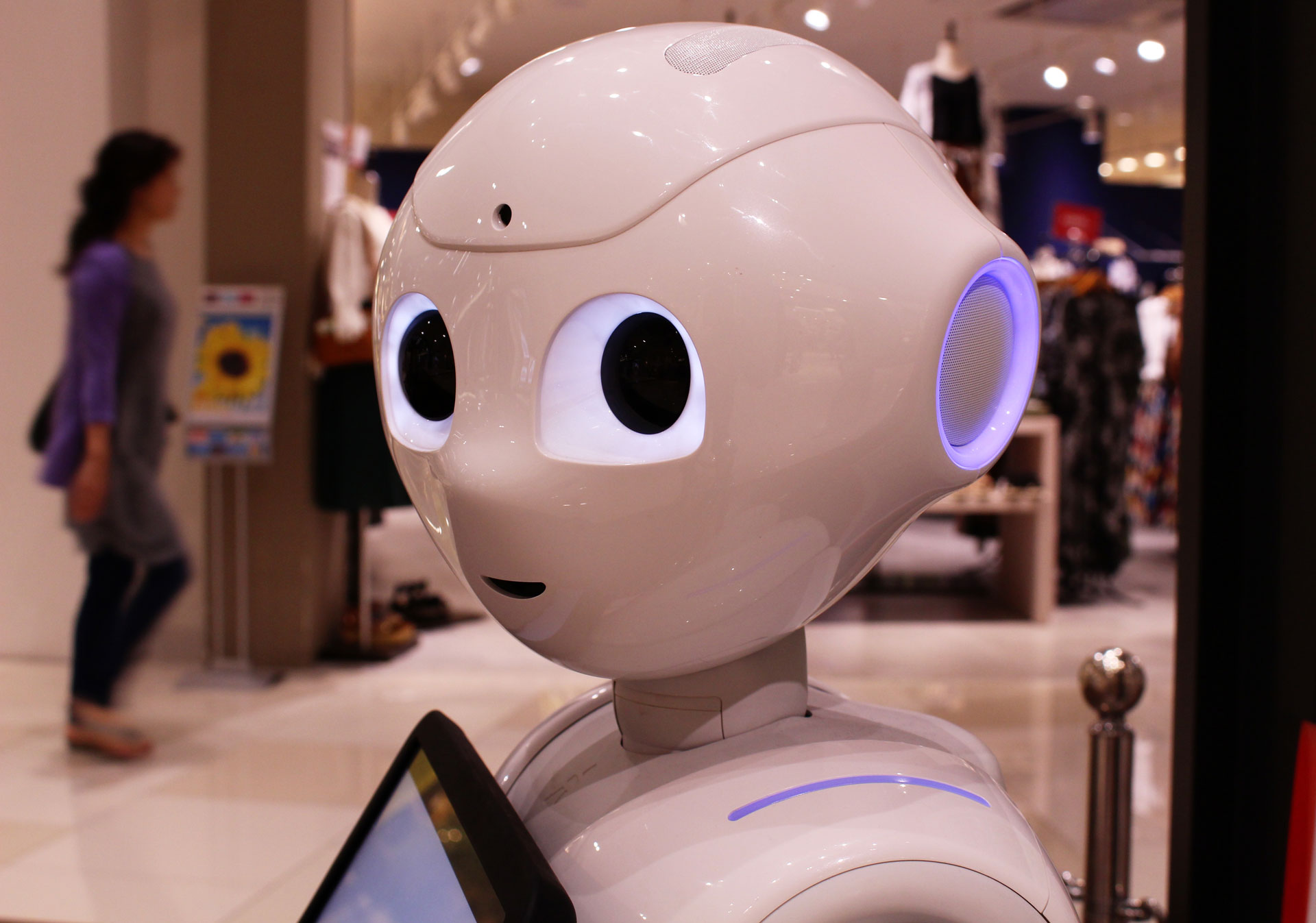 Retail robots overwhelmingly rejected by Australian consumers