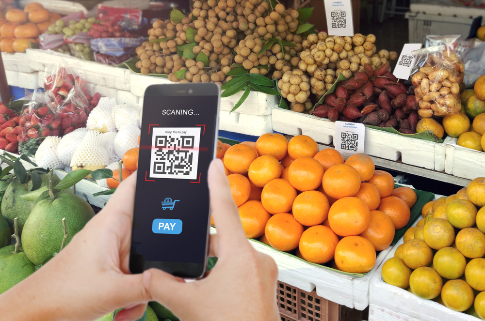 What is mobile in retail in business