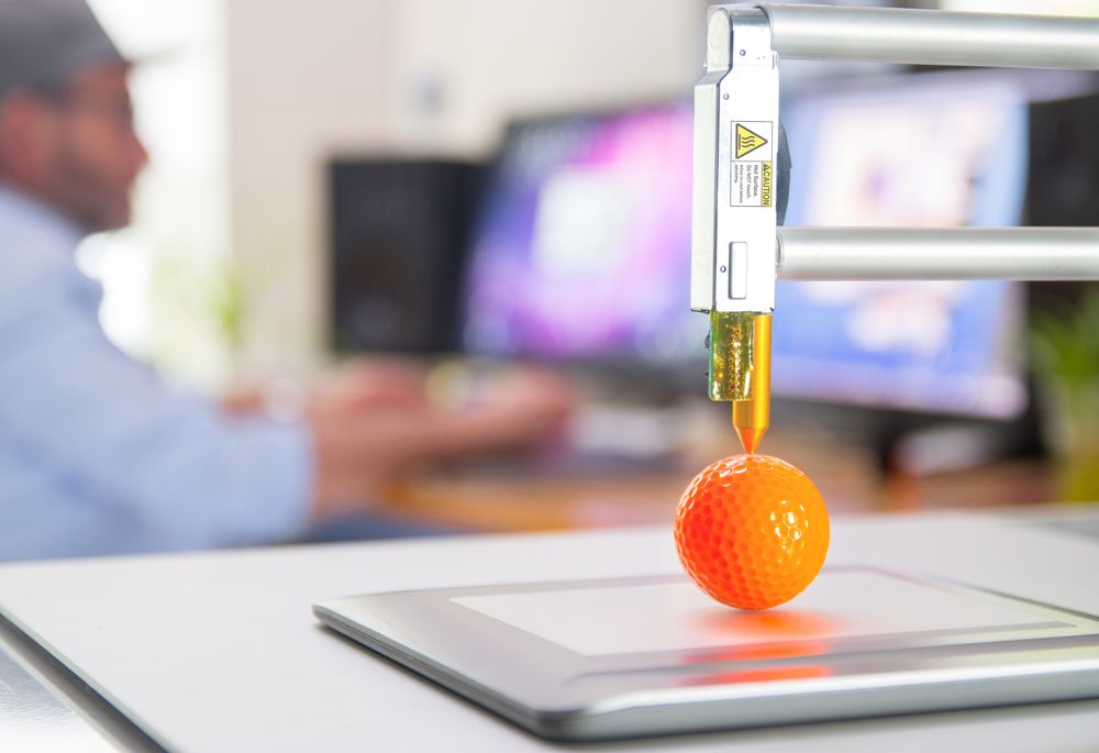 what is 3d printing in business