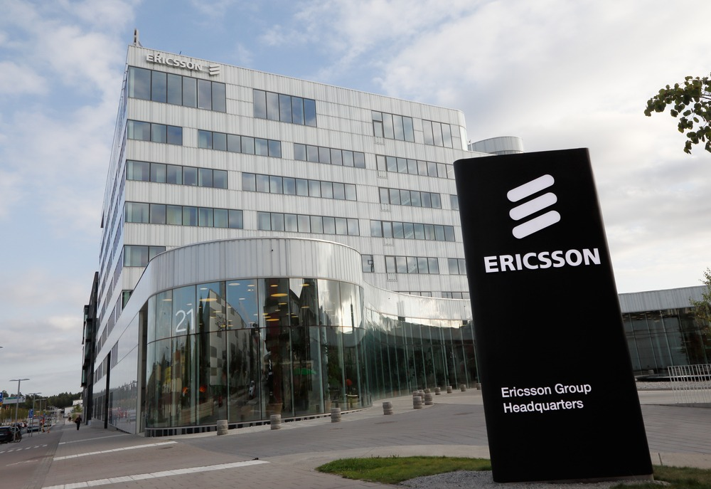 Ericsson reports strong third quarter results buoyed by China 5G push