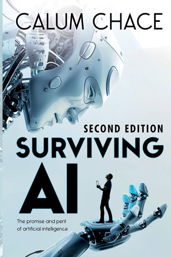 best books on AI in business