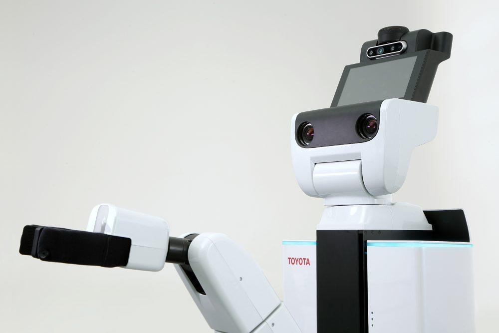 Robots at the Tokyo 2020 Olympics