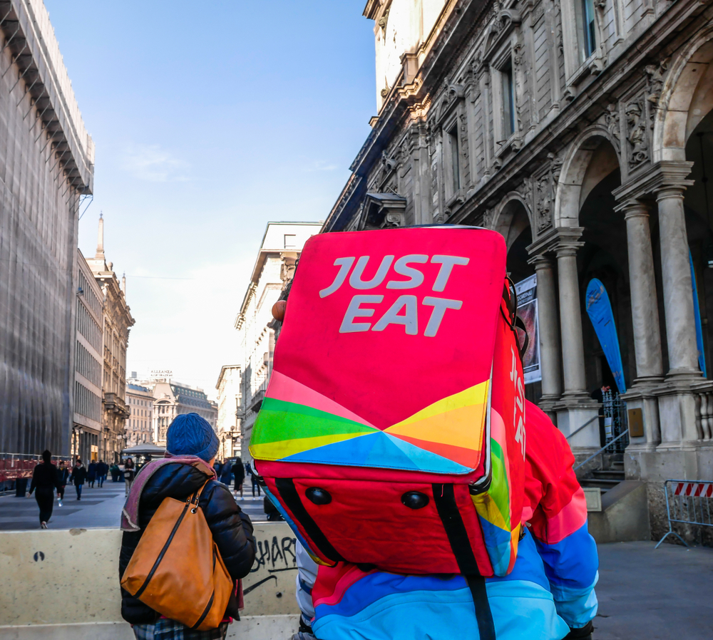 just eat takeaway grubhub acquisition