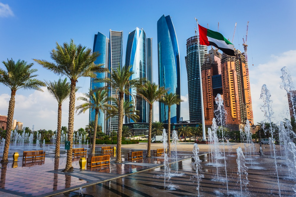 Abu Dhabi startup investment