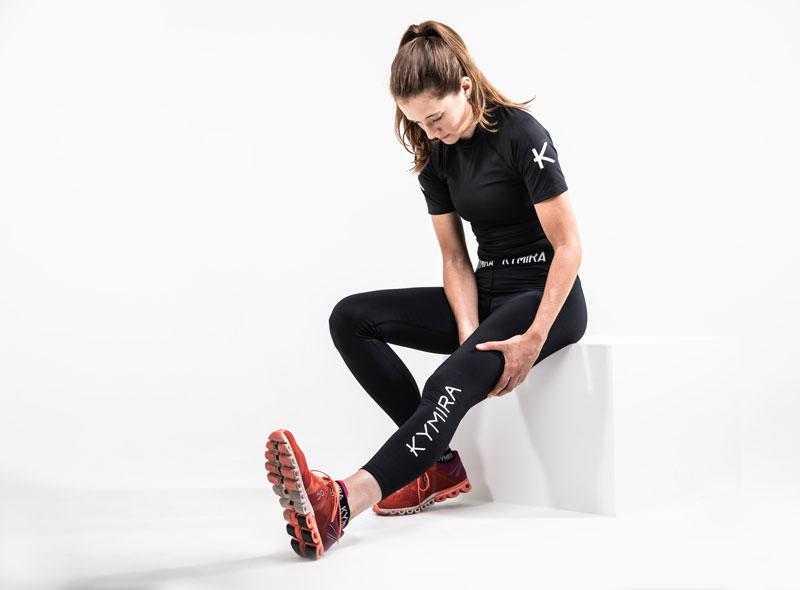 Future gym clothes: Kymira Women's IR50 Leggings