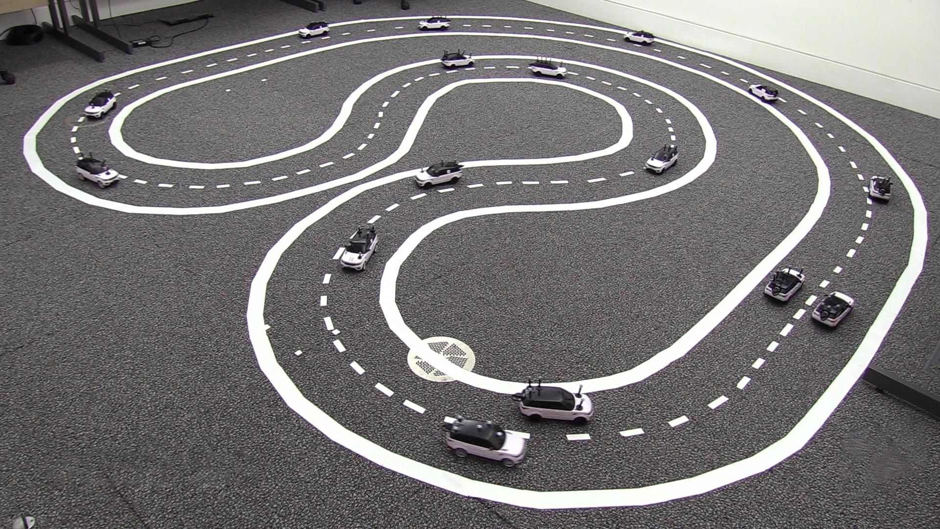 driverless cars improve traffic