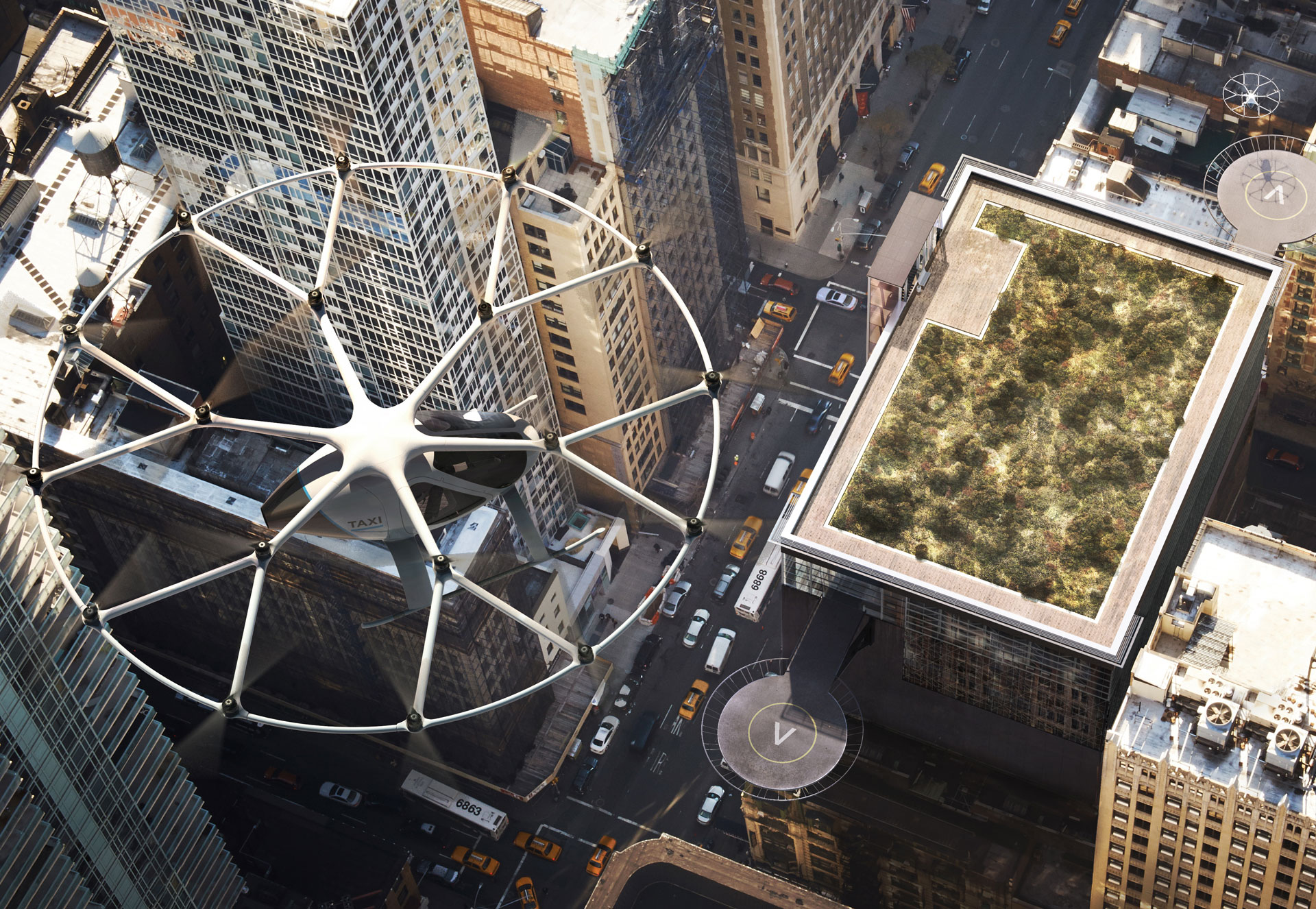 Flying cars of the future: Why they won't be cars at all