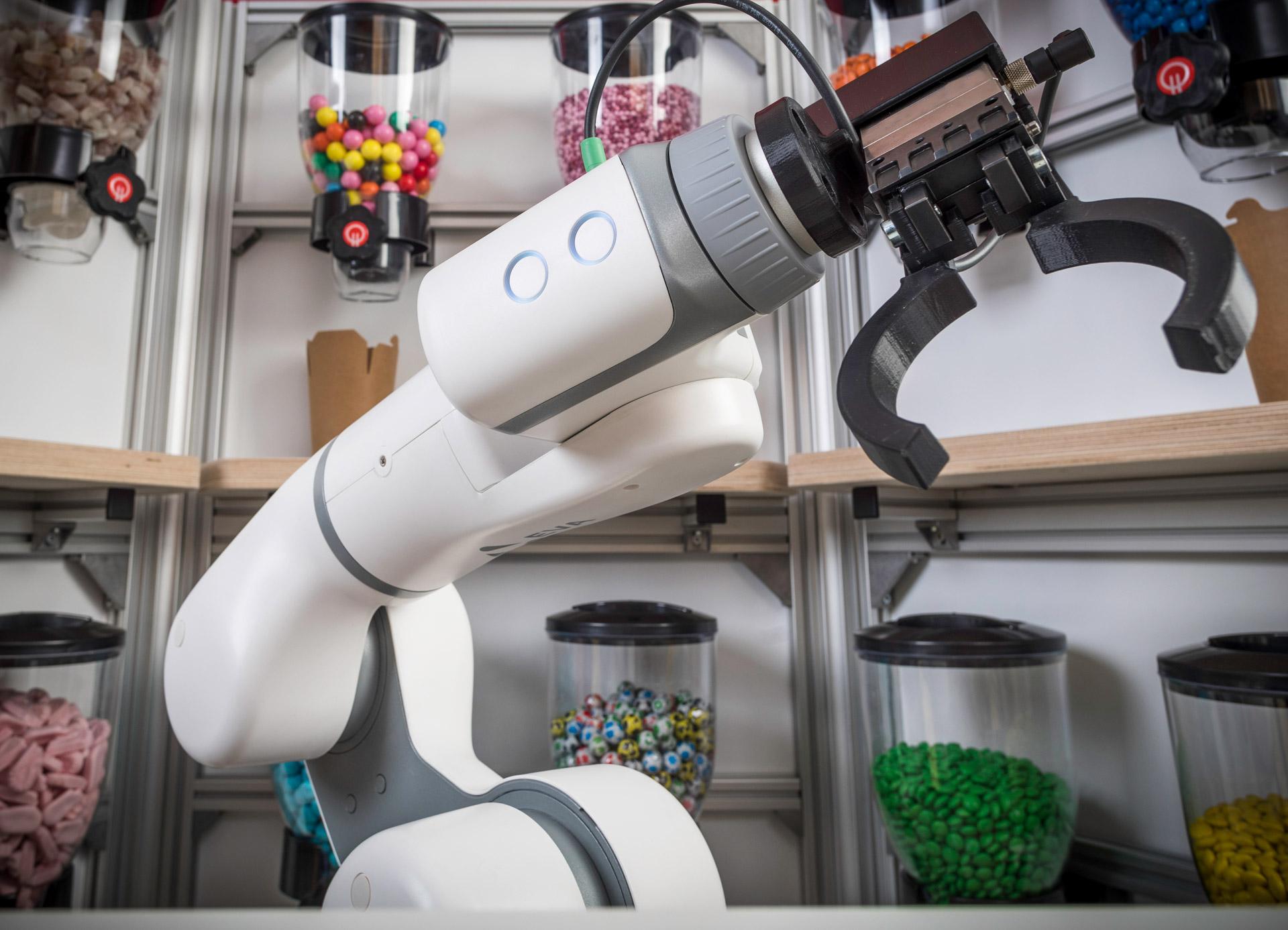 Meet the Ocado-backed robotics startup bringing hyper-personalisation to restaurants