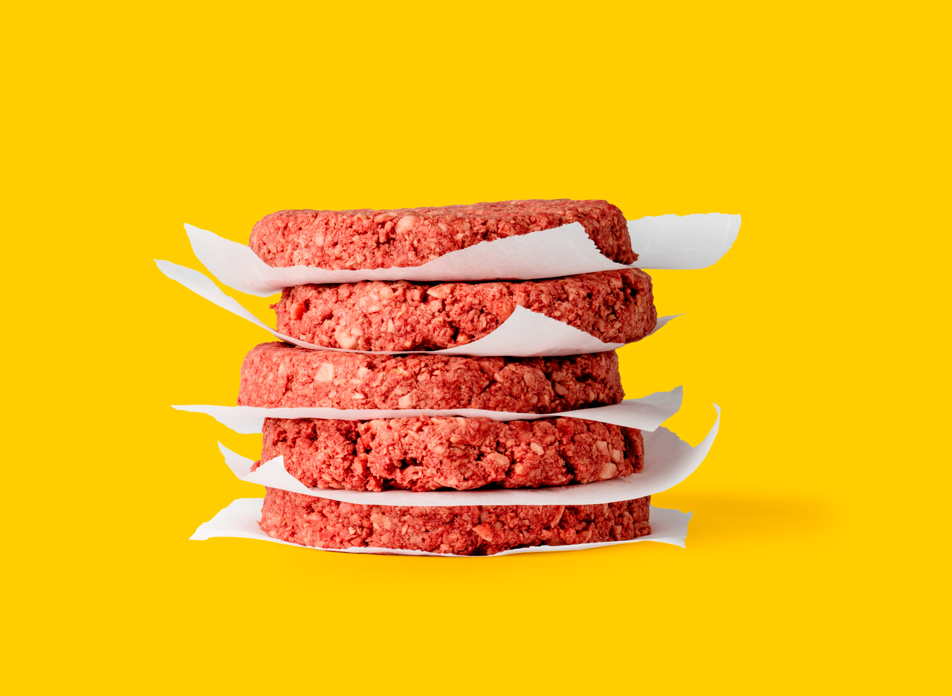 Meat revolution: The Impossible Burger