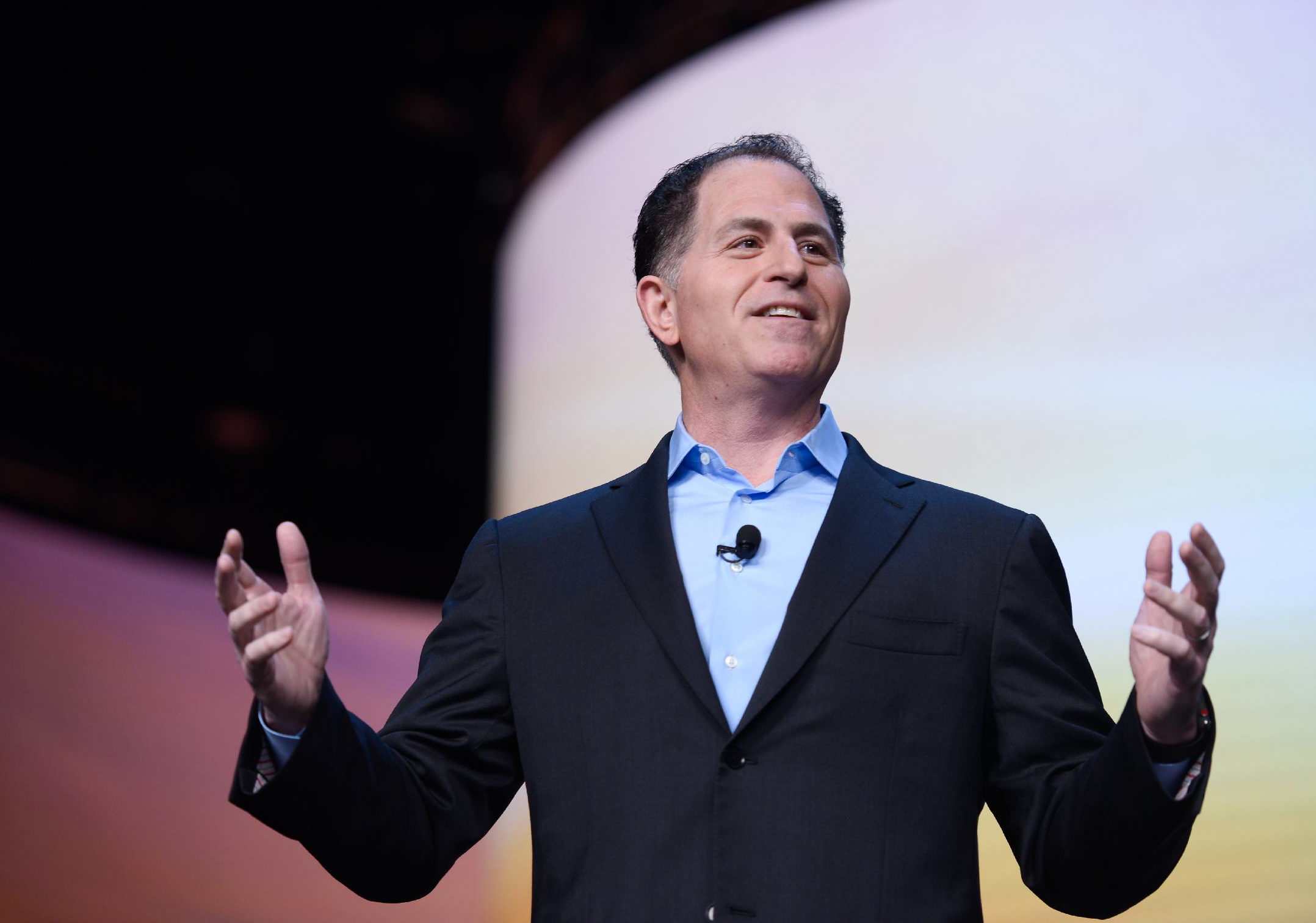 Michael Dell on digital transformation: 'Black Mirror tells us what not to do'