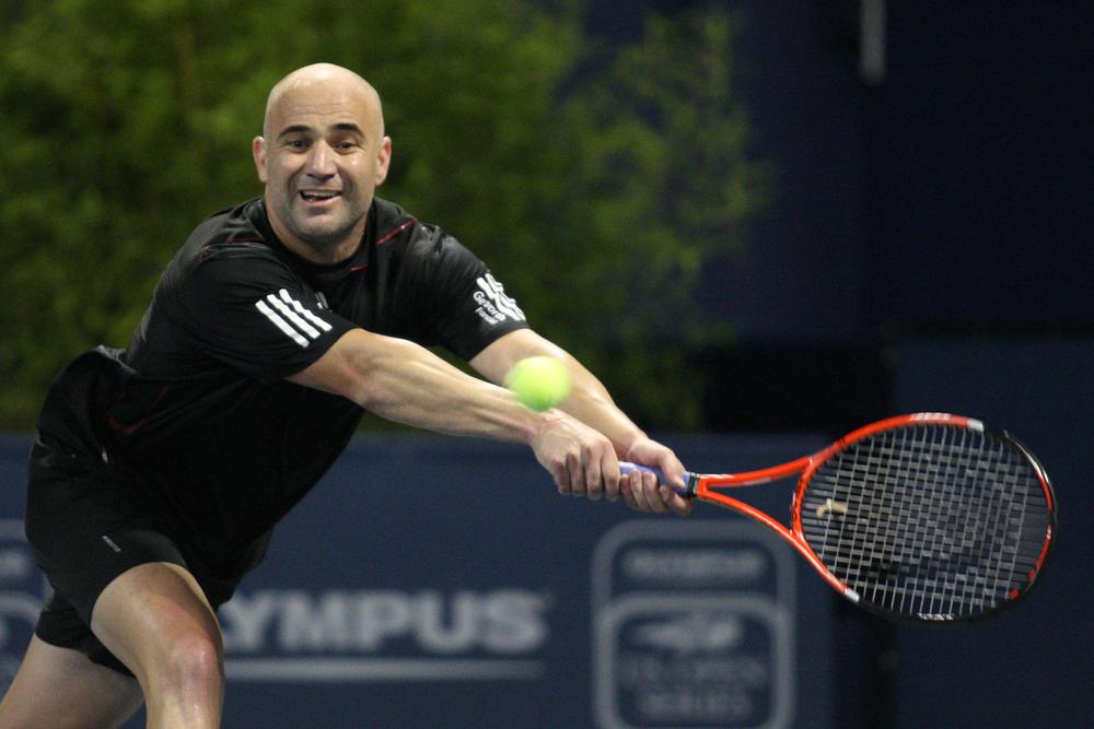 Andre Agassi - Verdict