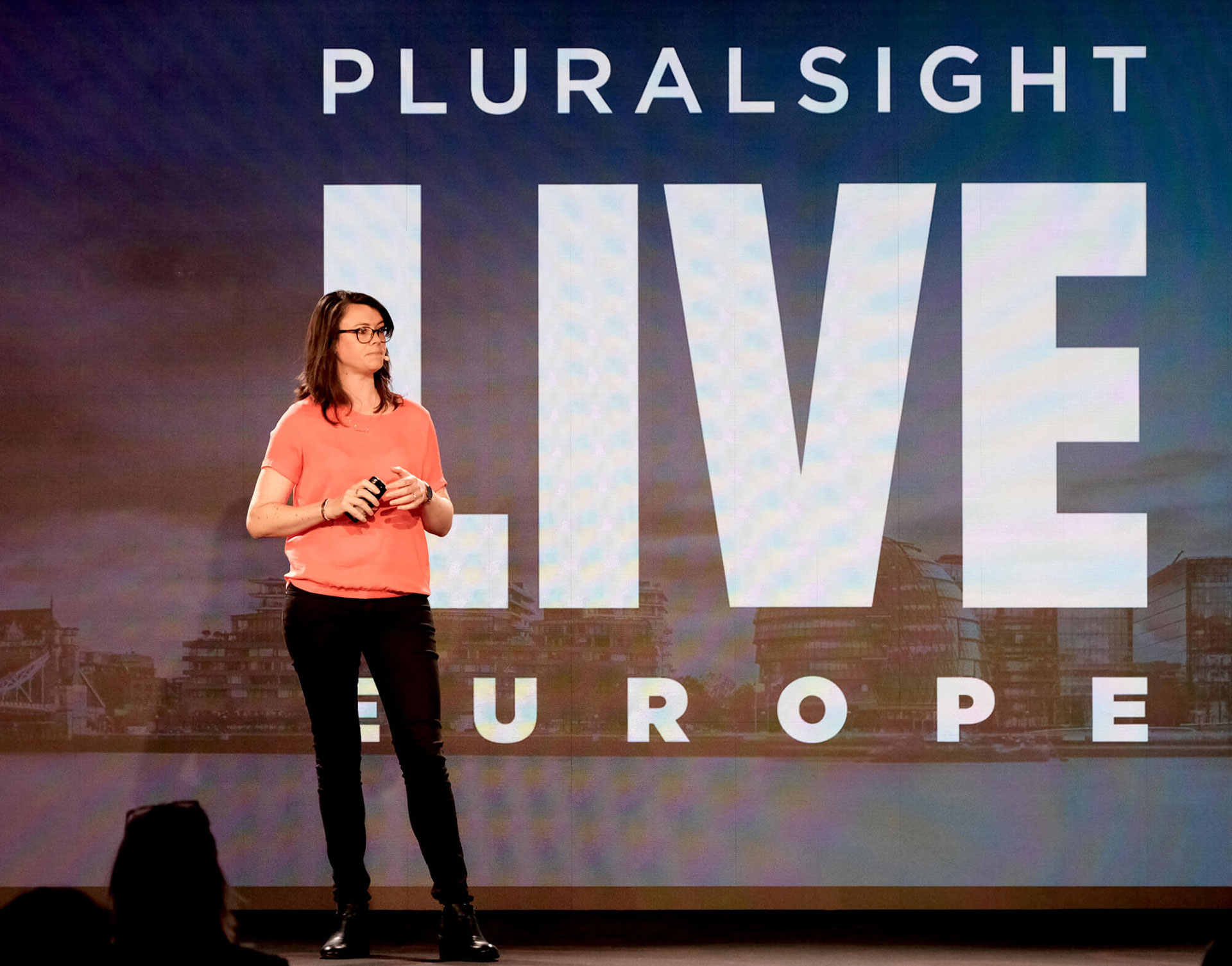 Pluralsight sets technology conference gender balance bar high
