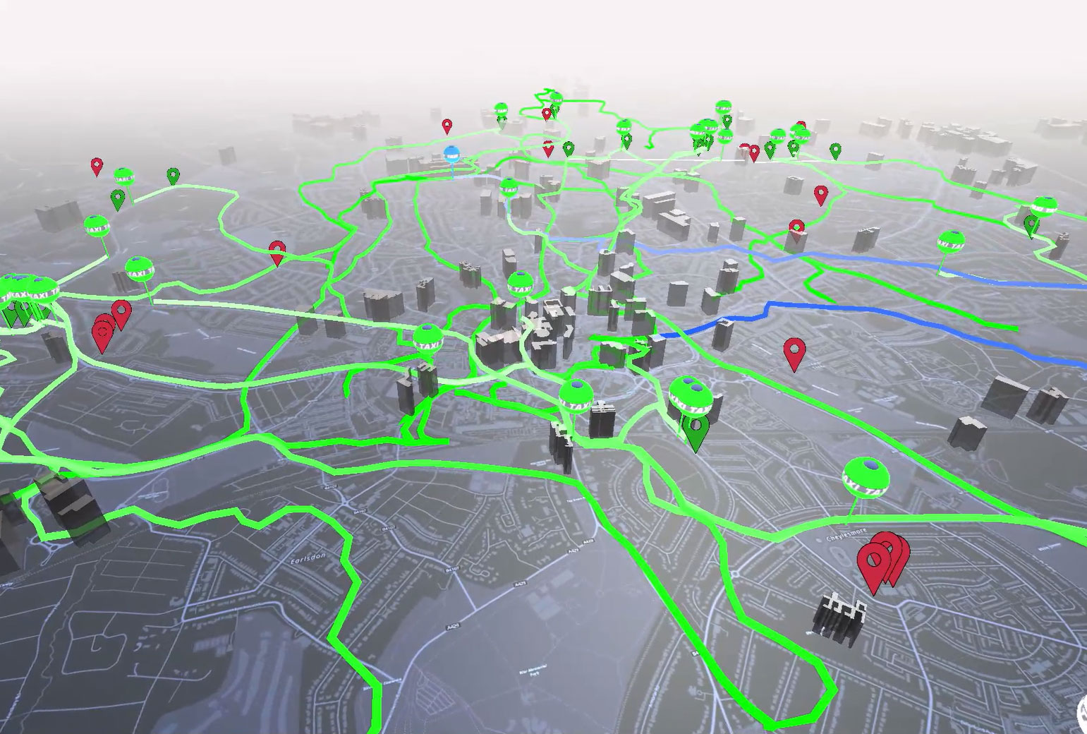Simulating the city: Transport modelling technology maps the future of urban travel