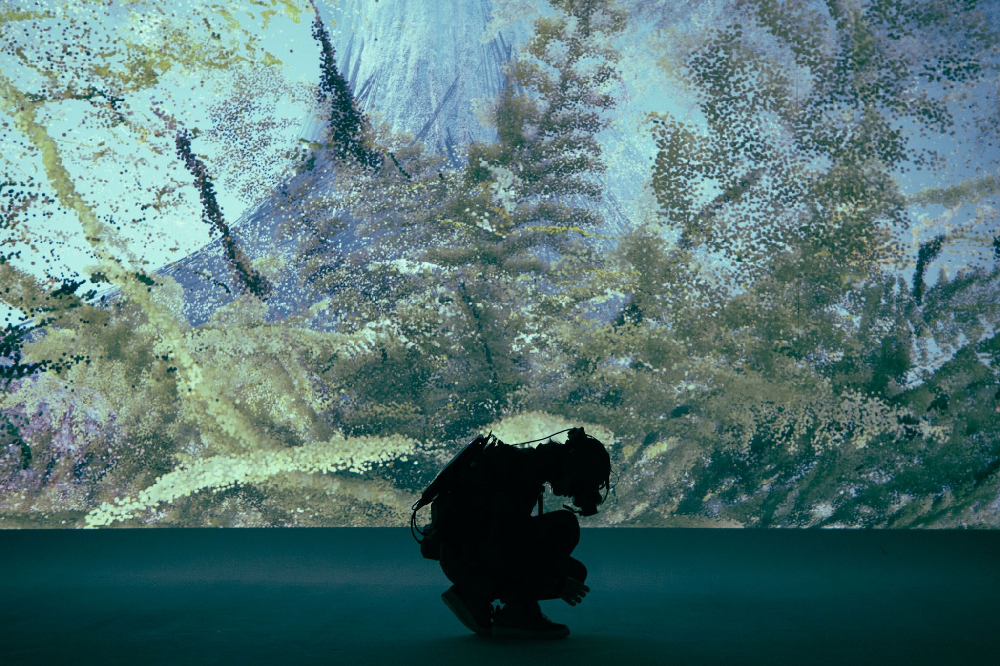 We Live in an Ocean of Air: How VR art is capturing the hearts and minds of audiences