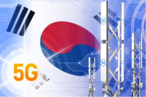 5G South Korea 2019