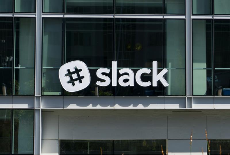 Slack IPO 2019