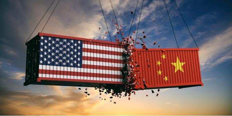 US-China trade war impact on technology