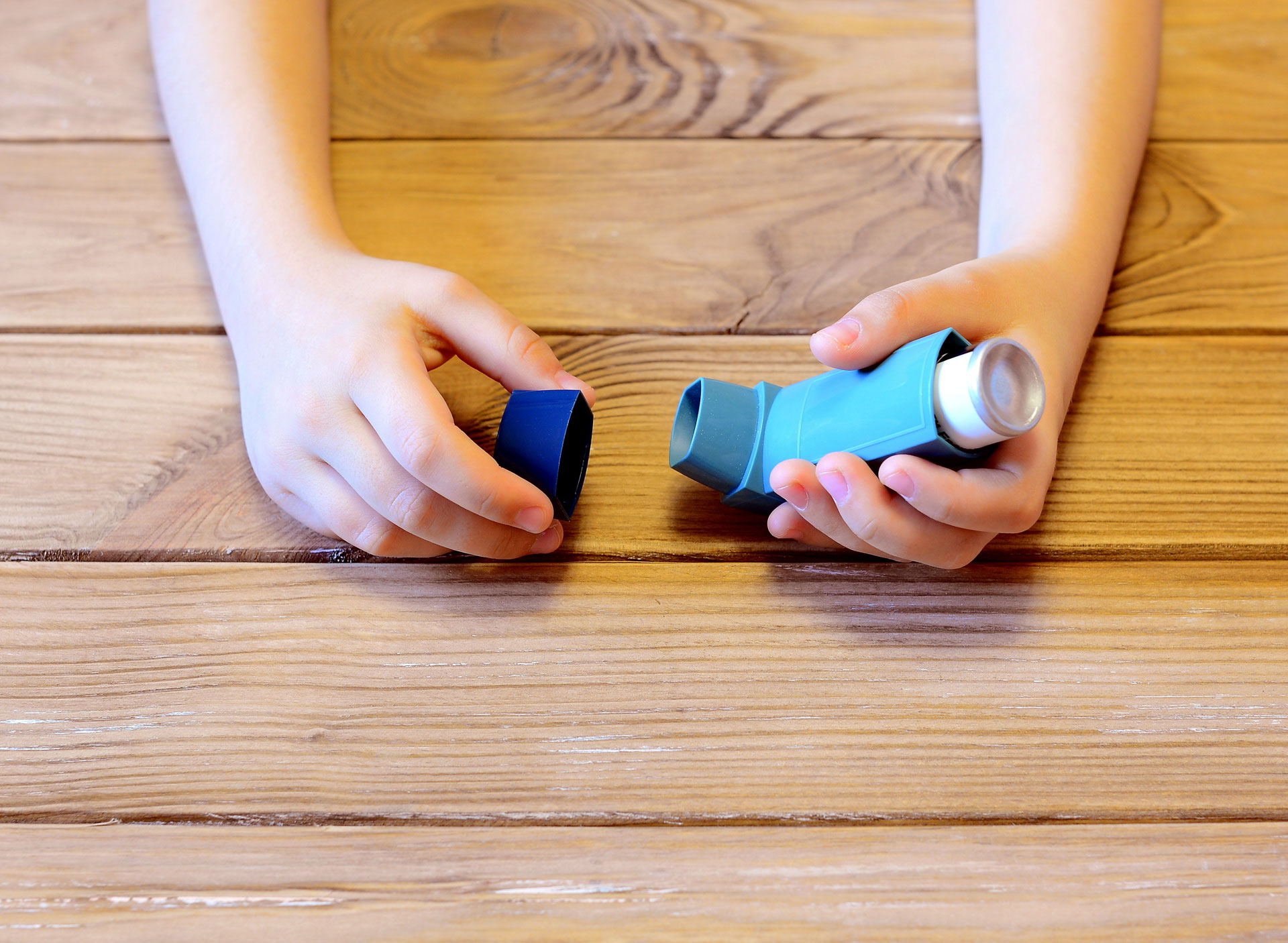 This app uses AI and big data to tell you if your child has asthma