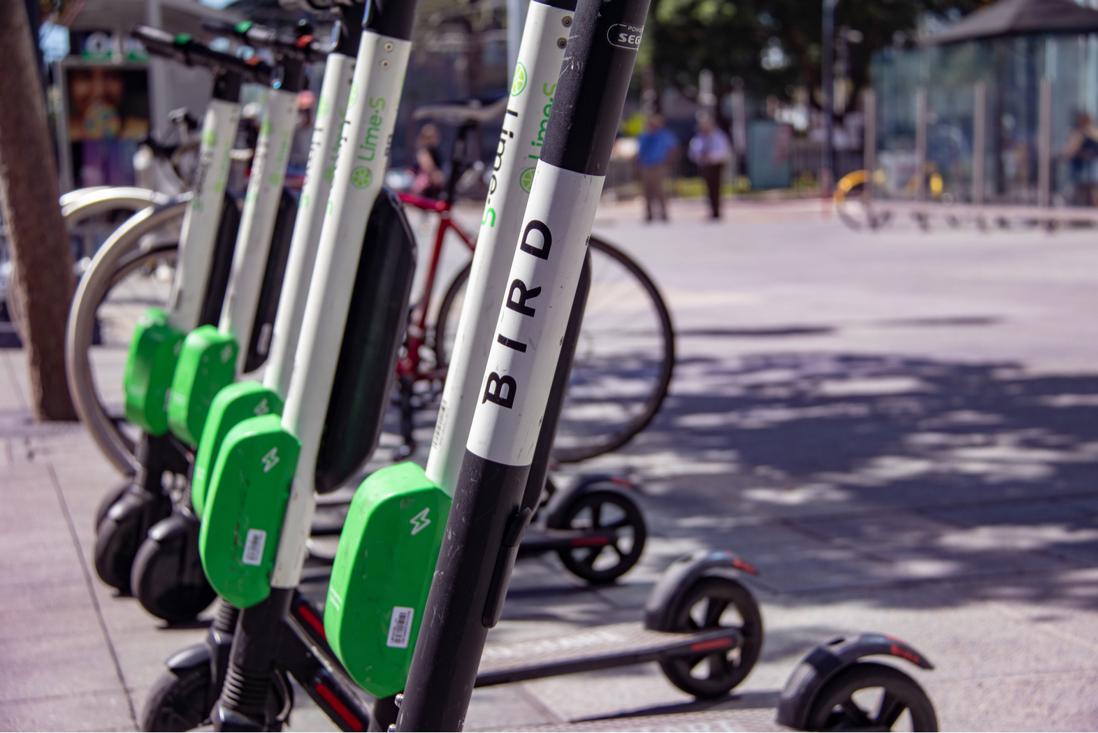 E-scooter wars: is there substance behind market domination?