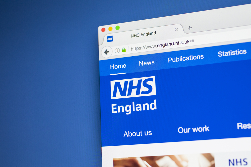 NHS cybersecurity