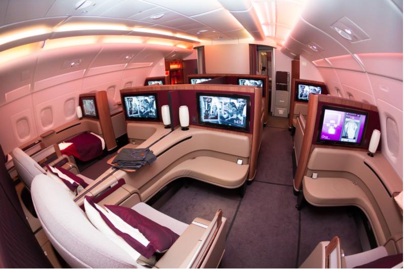 5G in-flight entertainment