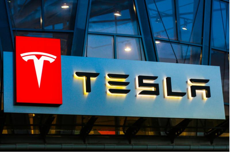 Tesla Panasonic relationship