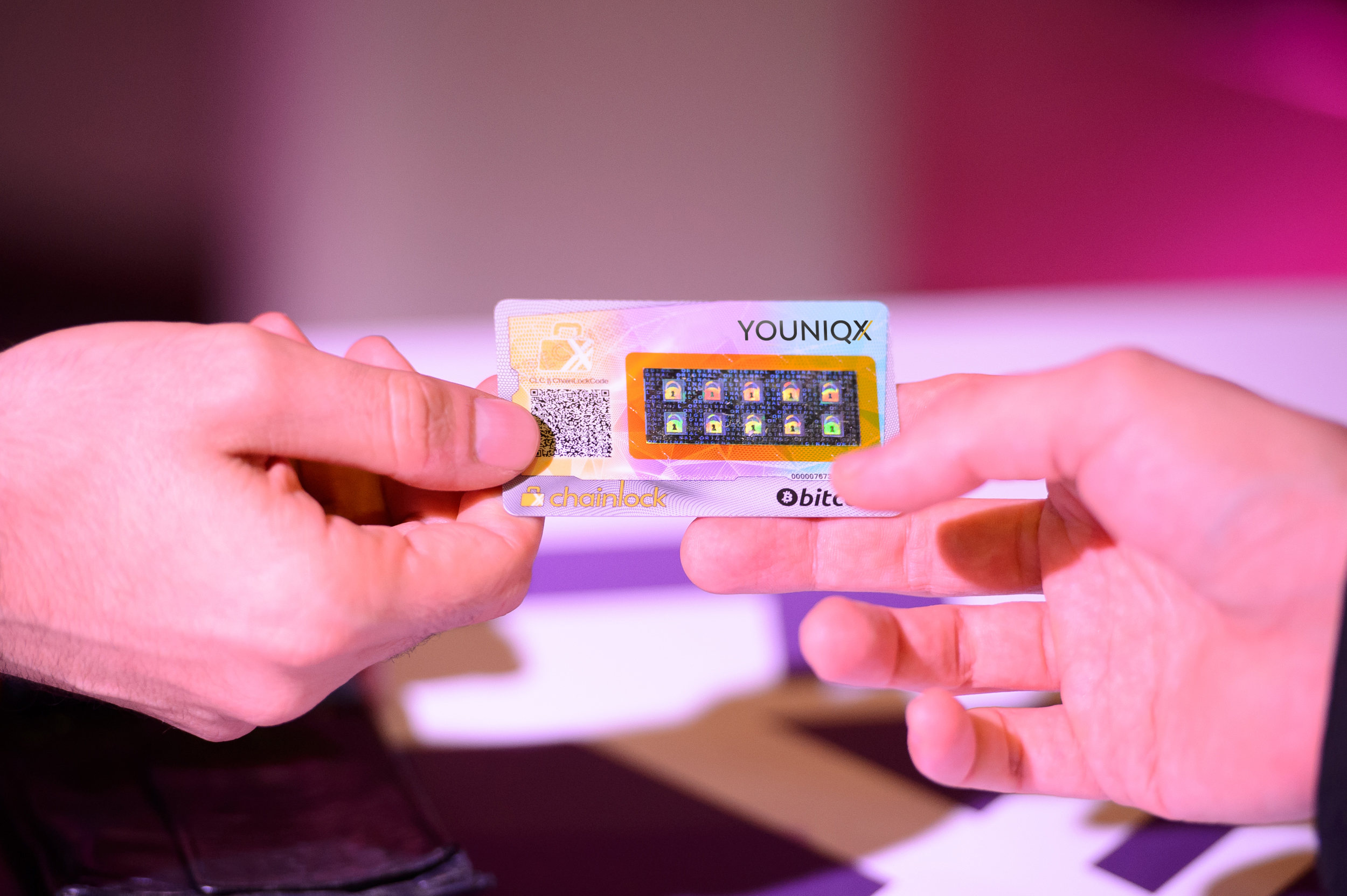 YOUNIQX Chainlock: This 200-year-old security firm wants to protect your Bitcoin