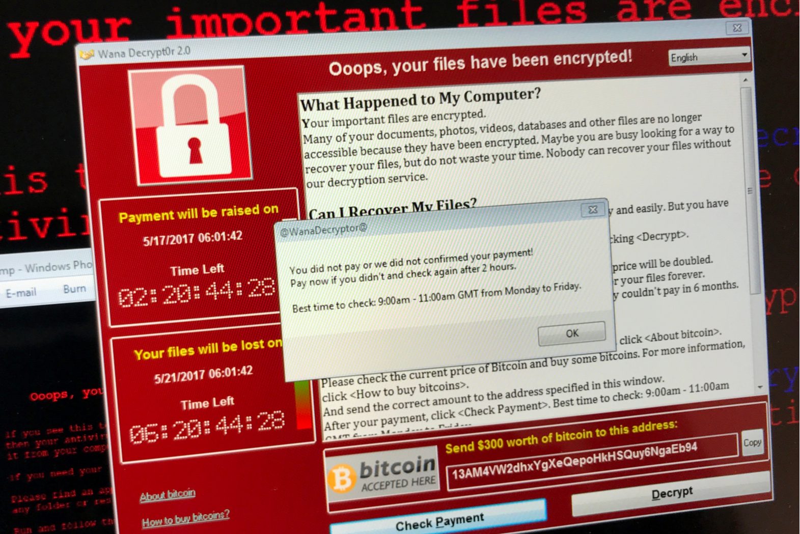 Cost-cutting could put the NHS at risk of suffering another cyberattack