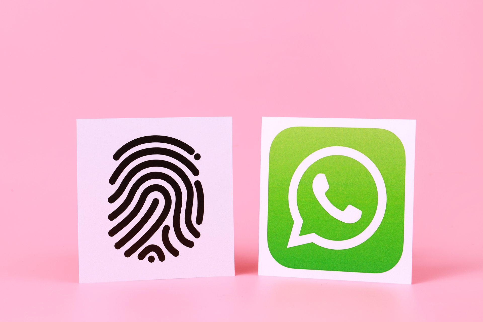 WhatsApp fingerprint authentication bolsters Android Beta security