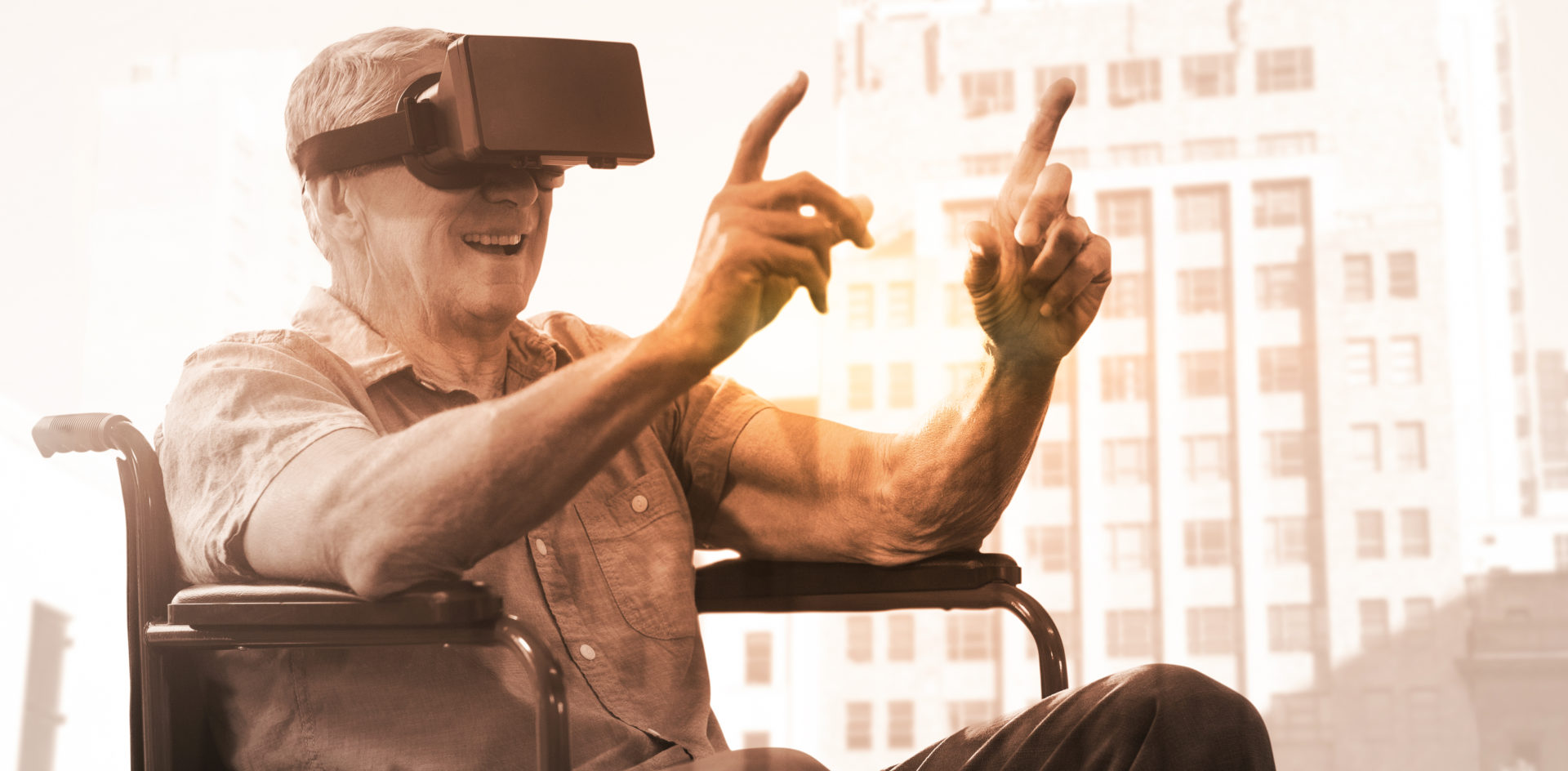 Virtual reality may help ease severe pain, study shows