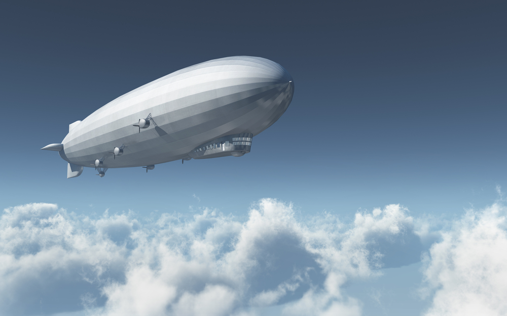 new airship technology