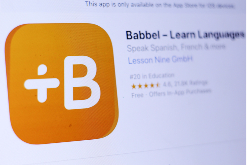 babbel language app: Is banking on tie-up with travel