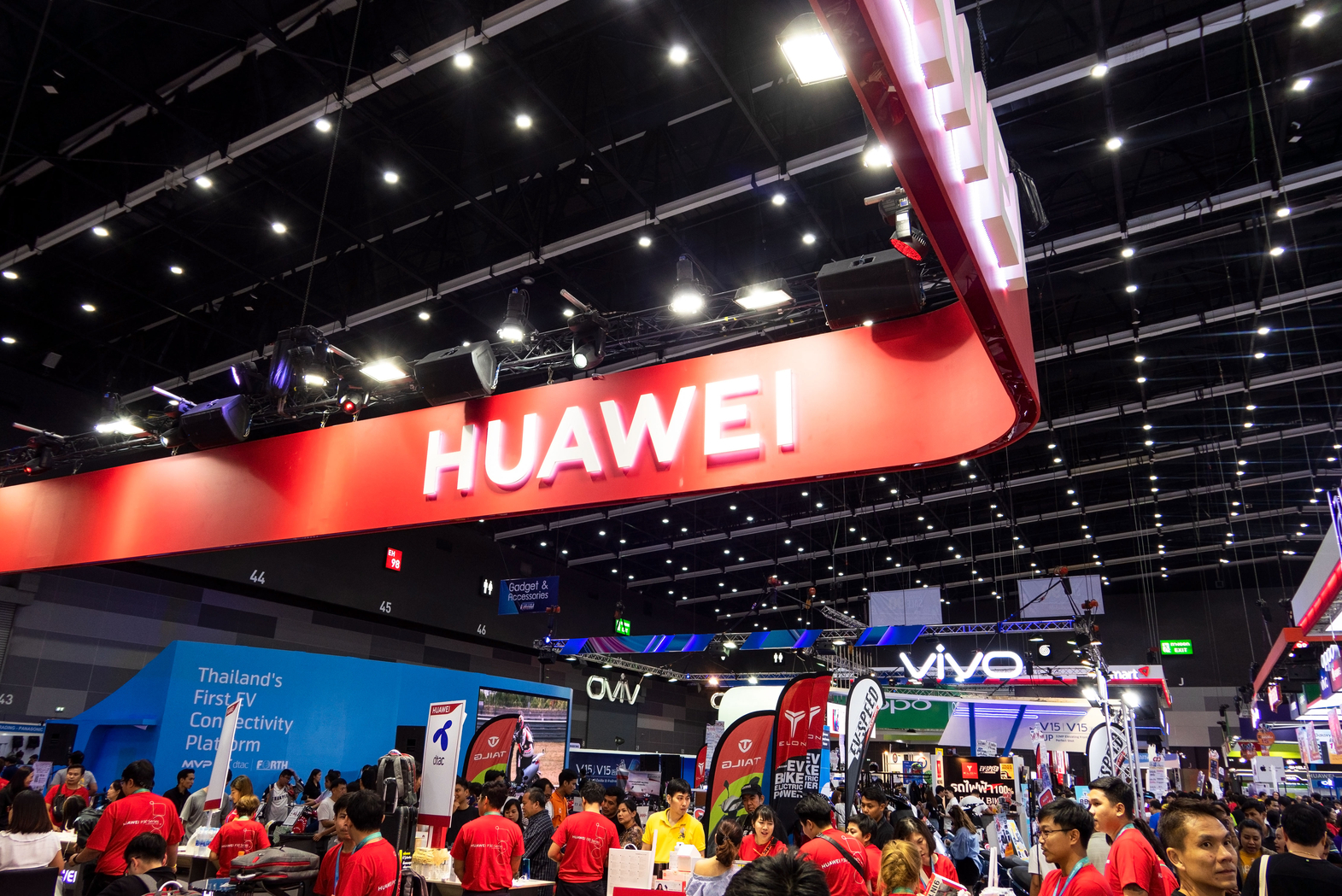 Huawei Connect conference gets underway / US House Committee holds deep space exploration hearing / US Senate holds online extremism hearing