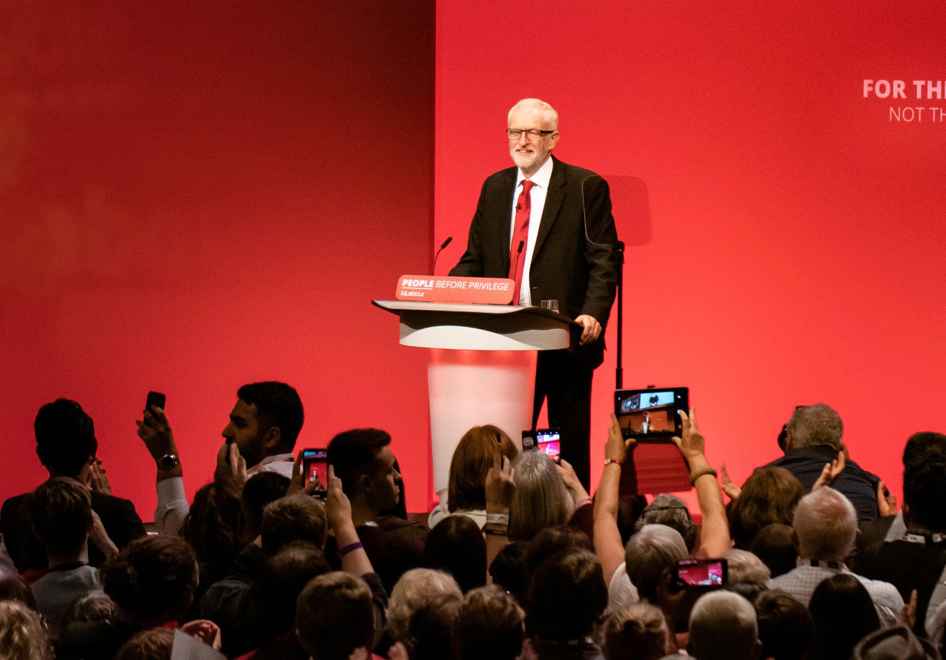 "Labour manifesto promises ""overhaul"" of British cybersecurity"