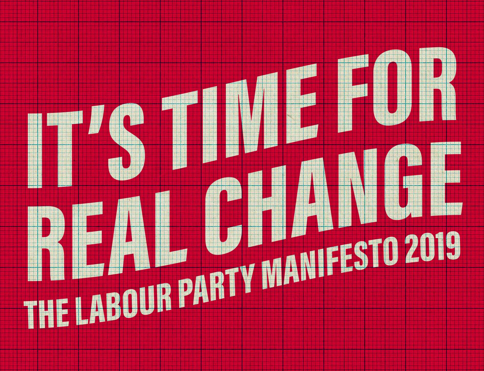 Labour manifesto: Technology pledges in full