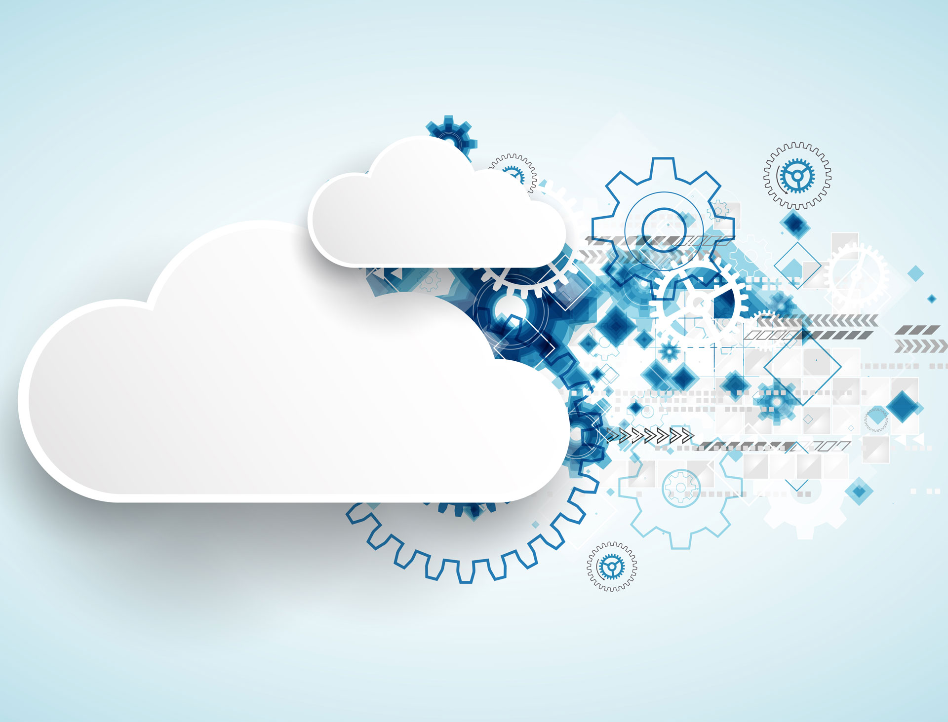 Infrastructure as a service market booms as public cloud embraced