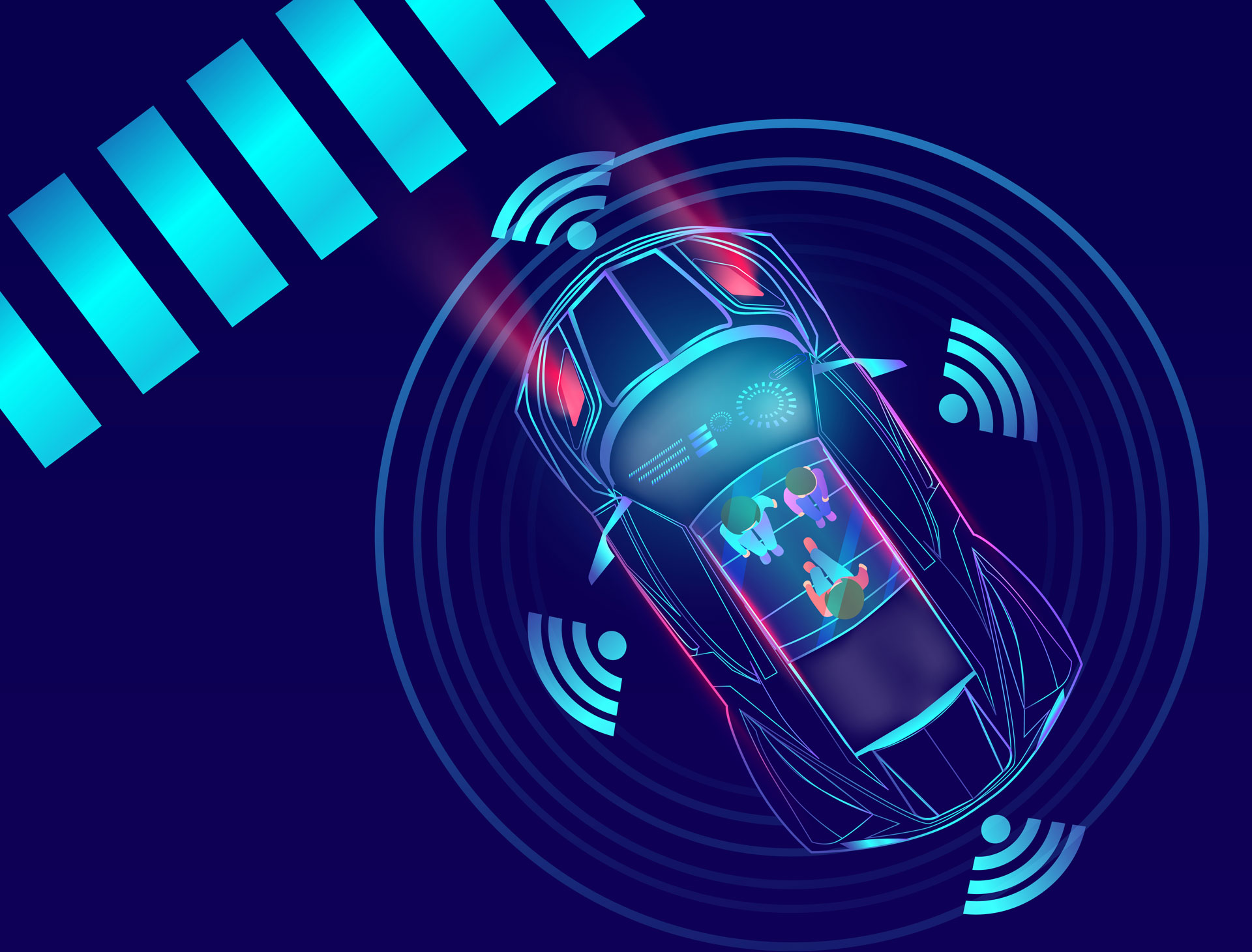 Safety, reliability and rigour will be key to making self-driving cars a virtual reality